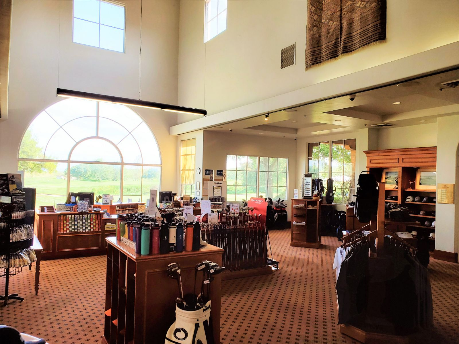 San Juan Oaks Golf Club pro shop